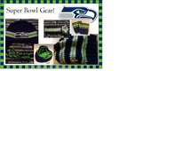 Inspired Seattle Seahawk Gear in Fort Lewis, Washington