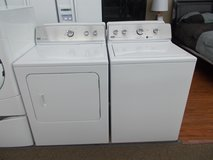 new and used maytag and whirlpool washers and dryers set in mountain home idaho