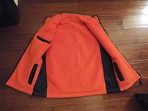 Boy's (Size 14) Zip Vest & Fleece Pullover in Camp Lejeune, North Carolina