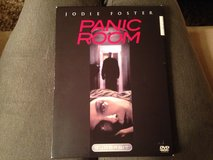 Panic Room DVD in Batavia, Illinois