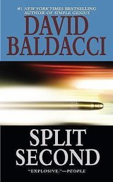 Split Second by David Baldacci in Kingwood, Texas
