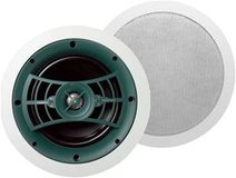 "NEW - Jamo - Architectural Series 6-1/2"" 2-Way In-Ceiling Speakers (Pair) in Fort Rucker, Alabama"