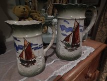 2 extremely old jugs in Lakenheath, UK