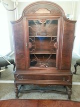 Antique China Hutch in Kingwood, Texas