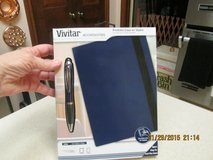 Vivitar NIB iPAD Or Tablet Cover & 2-in-1 Pen-Stylus in Kingwood, Texas