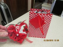 Silk Scented Rosebuds - Comes In Red Design Gift Bag in Kingwood, Texas