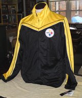 PITTSBURGH STEELERS LIGHTWEIGHT JACKET - NEW WITH TAGS in Camp Lejeune, North Carolina