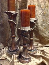 Fan Inpired Candle Stands in Naperville, Illinois