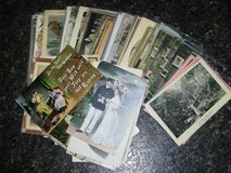 70+ romantic postcards from 1900-1930 in Clarksville, Tennessee