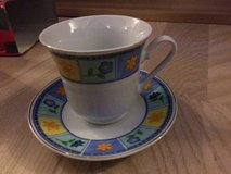 12 PCS CUP & SAUCER in Ramstein, Germany