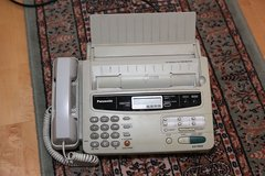 110V Fax Machine in Ramstein, Germany