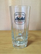Asahi large Beer Mug in Okinawa, Japan