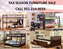 TAX SEASON FURNITURE SALE BEST DEALS OF THE YEAR in Riverside, California