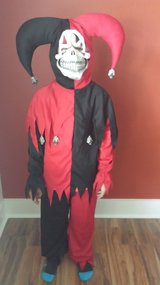 Evil Jester Halloween Costume in Conroe, Texas