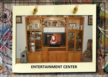 Entertainment Center in Conroe, Texas