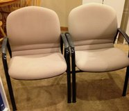 2 Office Chairs in Naperville, Illinois