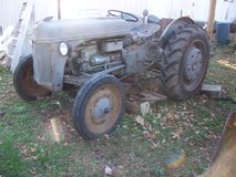 2N tractor with bellymower in Madisonville, Kentucky