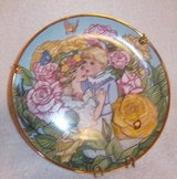Beautiful Franklin Mint plates with music in Alamogordo, New Mexico