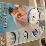 BubbleSpa Massaging bath mat in Salina, Kansas