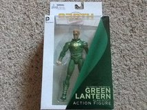 Earth 2 - Green Lantern Figure in Camp Lejeune, North Carolina