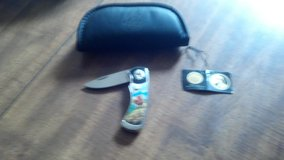FRANKLIN MINT POCKET KNIFE in Beaufort, South Carolina