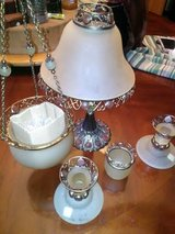New / Party Lite / 5 Piece Candle Set in Clarksville, Tennessee