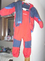 Columbia 3t snow suit 2 pc. in Bolingbrook, Illinois