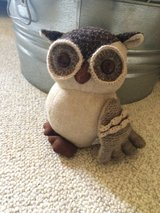 Woodland Critter Owl Decoration from Kohl's-NWT in Kingwood, Texas
