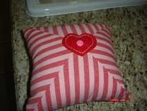 Pillow with Heart detail-NEW in Kingwood, Texas