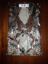 Brand new in package Batik print shirt in 29 Palms, California
