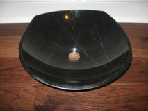 4.5-in D Marble Vessel Sink in Camp Lejeune, North Carolina