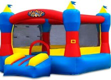 bounce houses for rent and waterslides in Beaufort, South Carolina