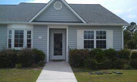 Newport townhouse 3br 2bath for rent in Cherry Point, North Carolina