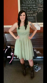 Vows By Victoria dress REDUCED $30 in Fort Polk, Louisiana