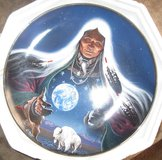 Dream Weaver Plate by Royal Doulton & the Franklin Mint Heirloom Recommendation in Camp Lejeune, North Carolina