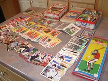 Collection of Baseball Cards Pinnacle,Donruss,Topps,Score from 1987-1997 in Camp Lejeune, North Carolina