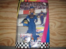 Barbie 50 Anniversary Edition Nascar in Camp Lejeune, North Carolina