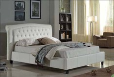 NEW KING BED WITH MATTRESS FREE DELIVERY in Riverside, California