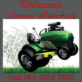 Okinawa Lawn services in Okinawa, Japan