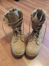 New Belleville Boots in Fort Campbell, Kentucky