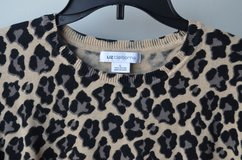 Animal Print Women's top -Liz Claiborne sz L NWT in Chicago, Illinois
