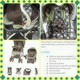Baby Trend Travel system 3pc set in Hinesville, Georgia