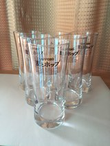 Sapporo Beer Glasses in Okinawa, Japan