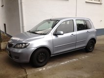 2007 Mazda 2 PRICE DROP MUST SELL!!! in Ansbach, Germany