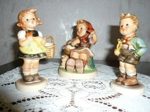 Hummel figurines (marked down) in Ramstein, Germany