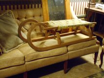 Vintage Wooden Sled in Livingston, Texas