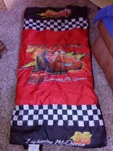 Lightning McQueen Sleeping Bag in Fort Campbell, Kentucky