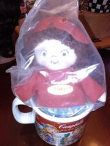 Campbell's Alphabet Doll & Cup in Fort Campbell, Kentucky