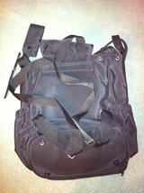 Kicker & David Large Blk Backpack style Diaper Bag, New Condition in Chicago, Illinois