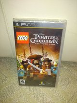 Lego Disney's Pirates of the Caribbean the video game in Tinley Park, Illinois